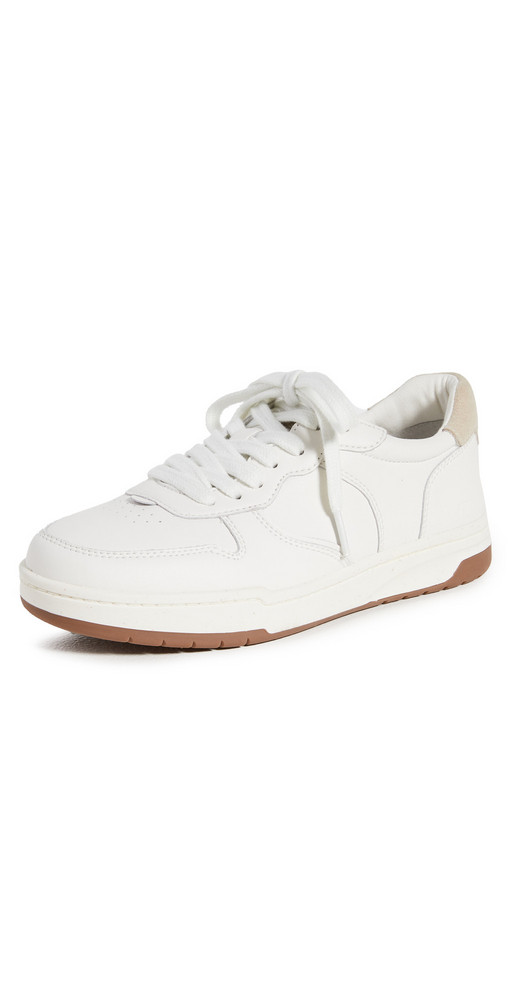 Madewell Court Sneakers in ivory / multi