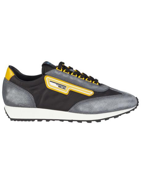 Prada Classic Sneakers in nero