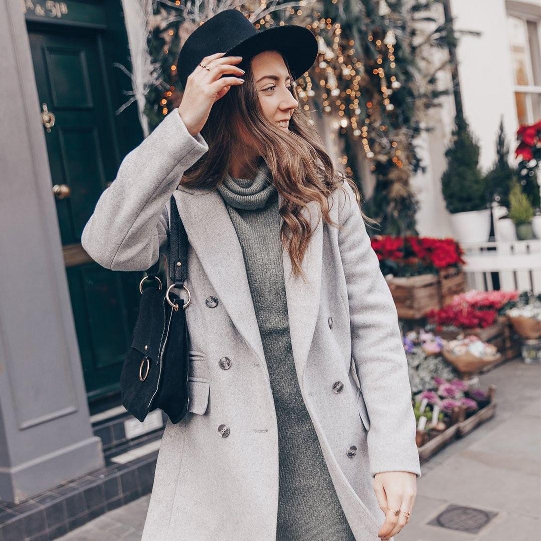hat bag coat