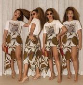skirt,neutral,beyonce,instagram,celebrity,asymmetrical,asymmetrical skirt,midi skirt