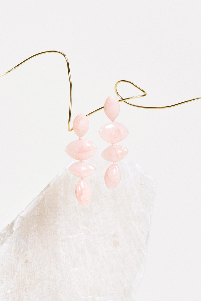 Cult Gaia Ida Earring - Pink                                                                                               $118.00 USD