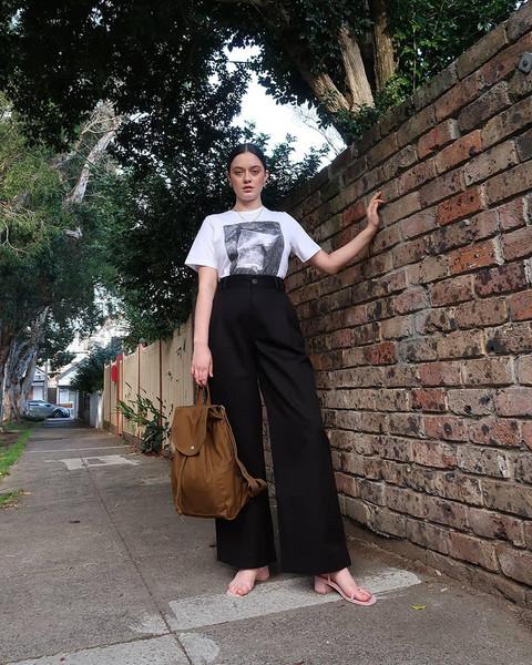 pants bag