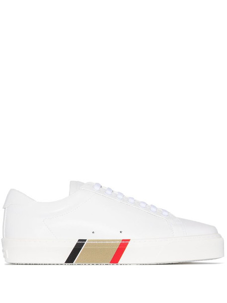 Burberry Rangleton low-top sneakers in white