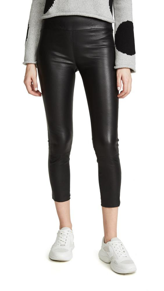 SPRWMN Capri Leggings in black