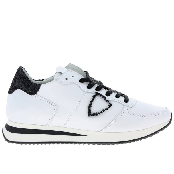 Philippe Model Sneakers Shoes Women Philippe Model in white
