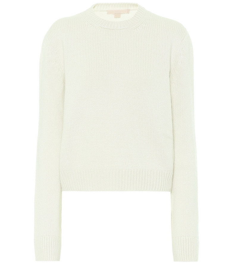 Brock Collection Rucola cashmere sweater in neutrals