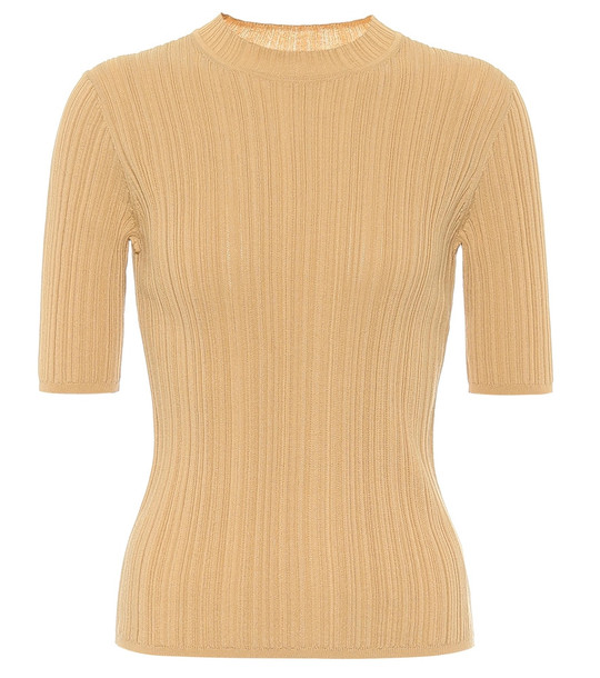 Vince Cotton top in beige