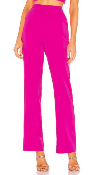 NBD Topaz Pant in Pink