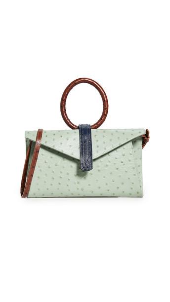 Complet Valery Mini Satchel Bag in mint