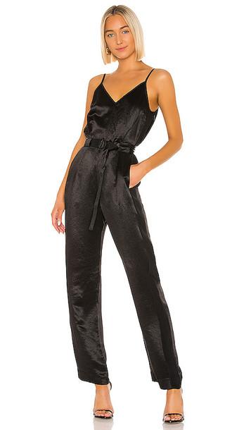 Rag & Bone Rochelle Jumpsuit in Black