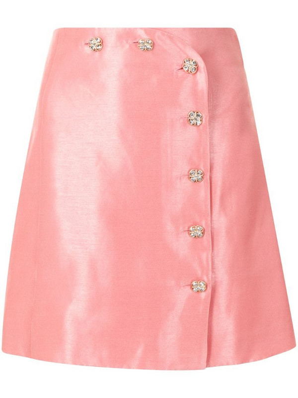Alice McCall Dance Dance A-line skirt in pink