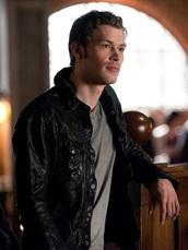 coat,menwear,fashion,famouse,outfit idea,the vampire diaries,joseph morgan,leather jacket