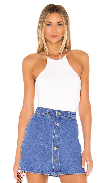Bailey 44 Renee Top in White