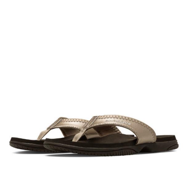 New Balance Jojo Thong Women's Flip Flops Shoes - Rose Gold (W6021RGD)