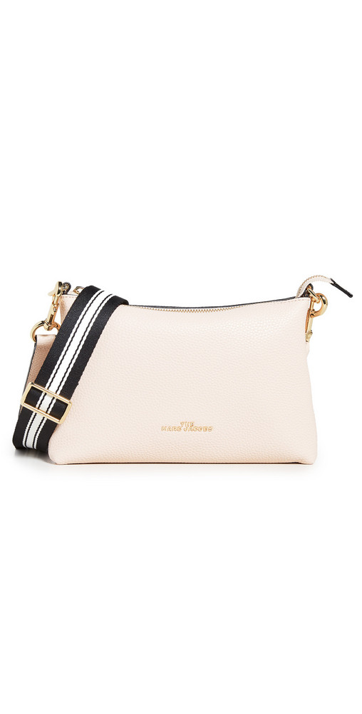 The Marc Jacobs The Swifty Crossbody Bag in beige