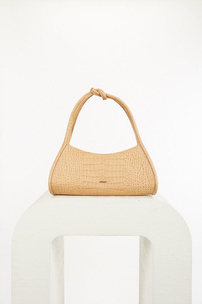 Cult Gaia Tala Shoulder Bag - Almond (PREORDER)                                                                                               $388.00