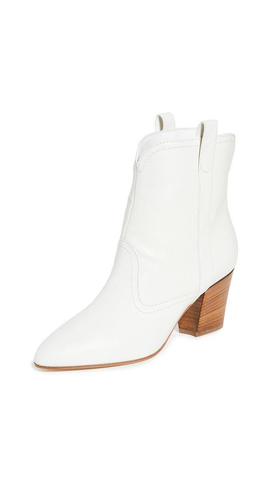 Laurence Dacade Sheryll Booties in white