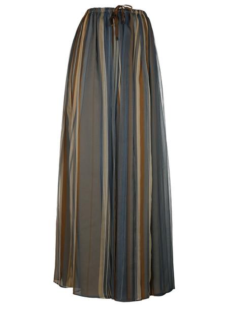 Brunello Cucinelli Pleated Skirt