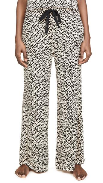 Z Supply The Mini Heart Pants in beige