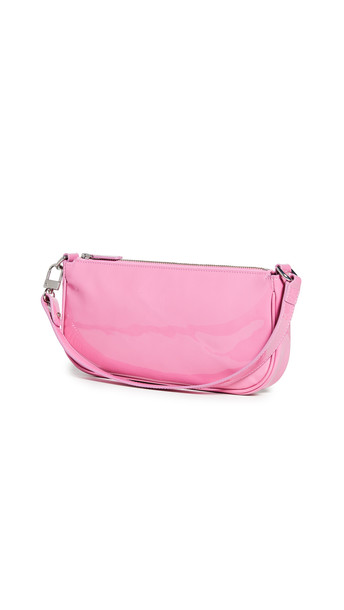 By Far Rachel Bag in pink