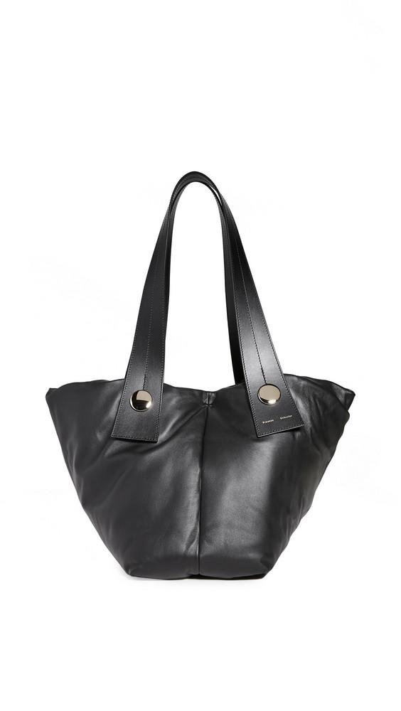 Proenza Schouler Small Tobo Bag in black