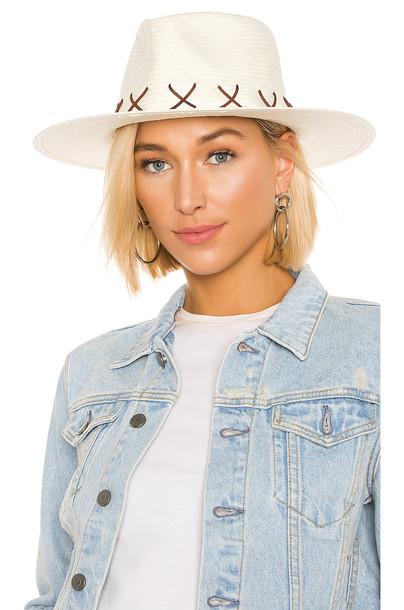 ale by alessandra Veracruz Hat in beige