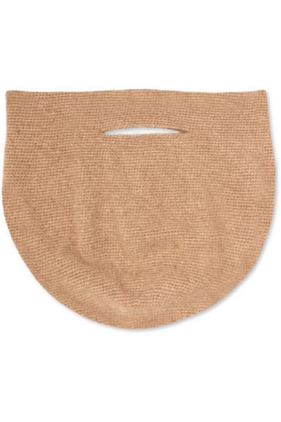 Lauren Manoogian - Bowl Wool Tote - Brown