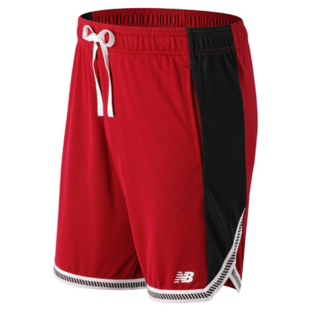 New Balance 91092 Men's Tenacity Knit Short - Red (MS91092REP)