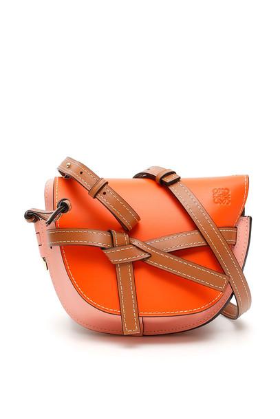 Loewe Small Gate Bag in orange
