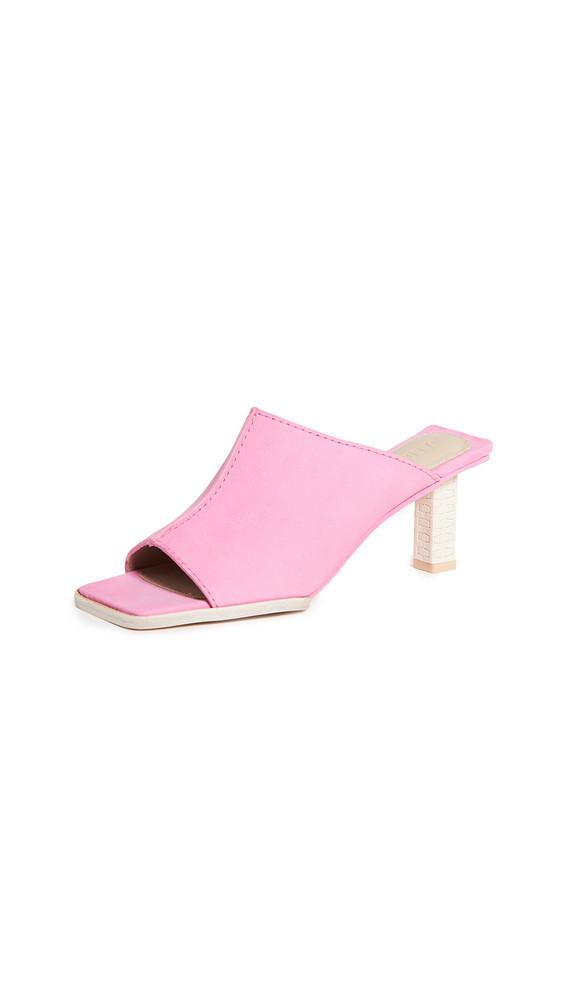 Jacquemus Les Mules Carino in pink