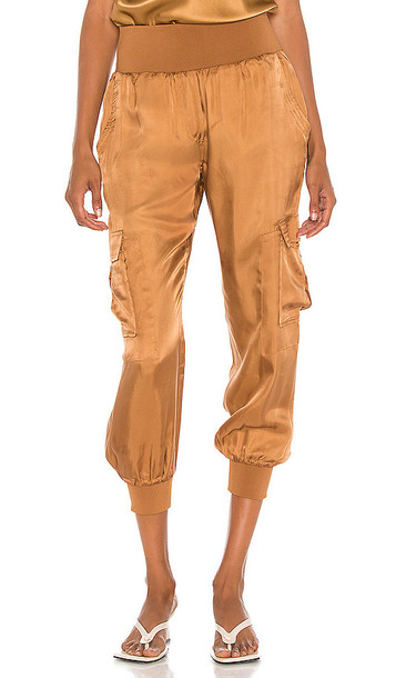 Cinq a Sept Giles Pant in Tan