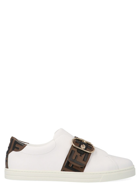 Fendi Shoes in white