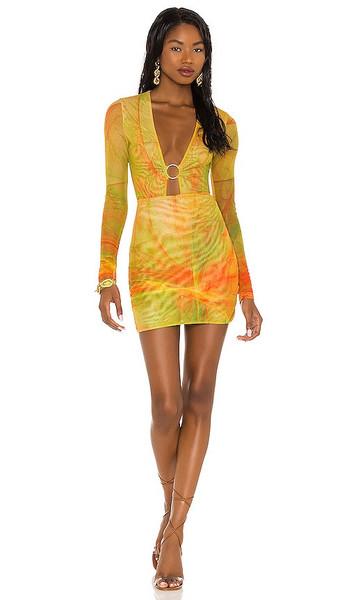 Farai London X REVOLVE Mini Skirt Set in Yellow in multi
