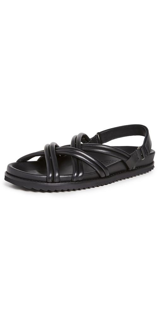 Freda Salvador Mara Sandals in black