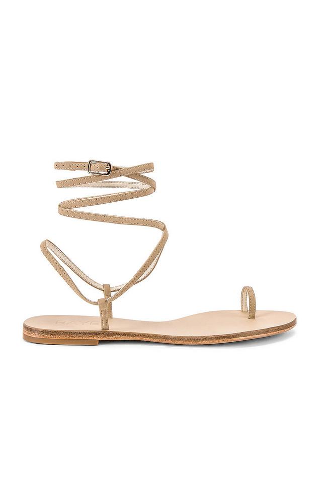 RAYE Dali Sandal in tan