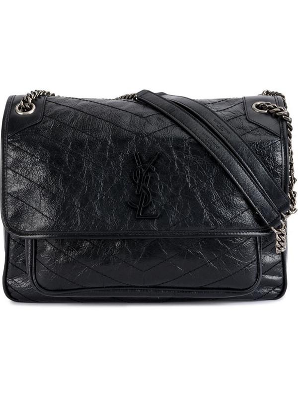 Saint Laurent Niki shoulder bag in black