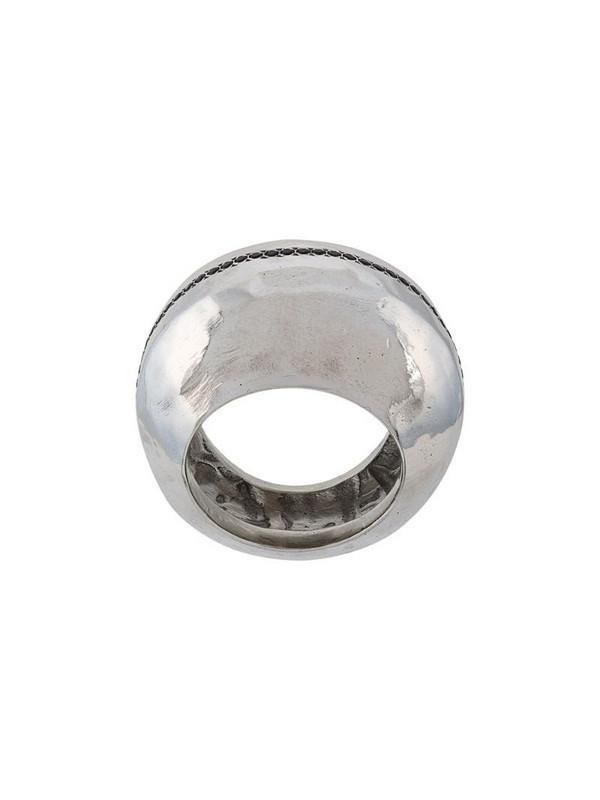 Rosa Maria Rouba ring in grey