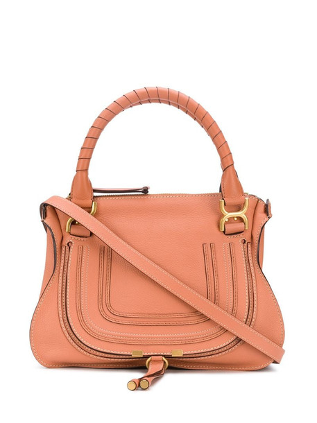 Chloé Marcie handbag in brown