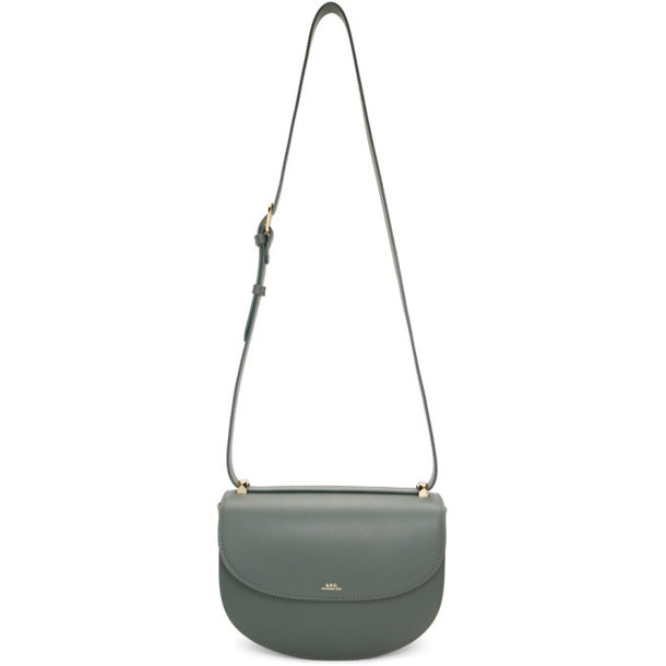 A.P.C. A.P.C. Grey Geneve Bag