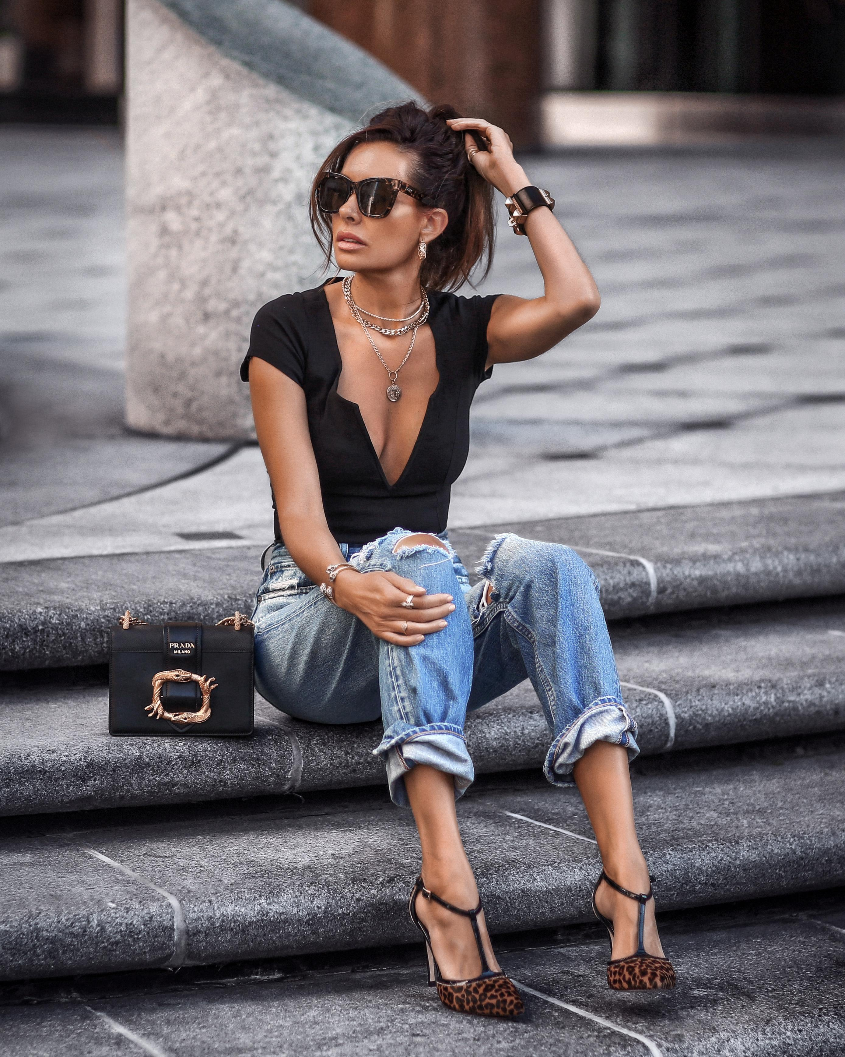 fashionedchic blogger pants shoes