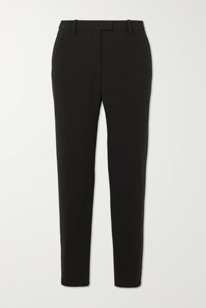 Altuzarra - Henri Cady Slim-leg Pants - Black