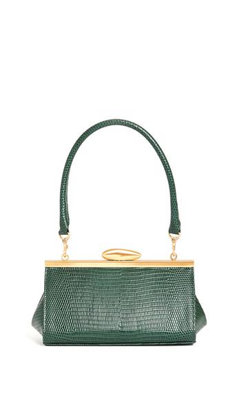 Reike Nen Pebble Short Mini Bag in green