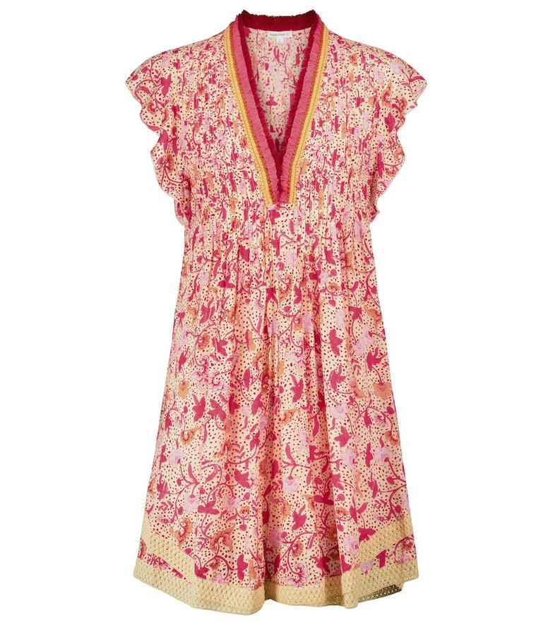 Poupette St Barth Exclusive to Mytheresa – Sasha floral minidress