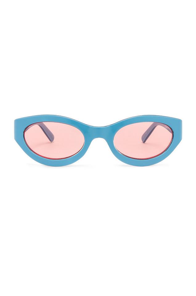 Le Specs Body Bumpin in blue