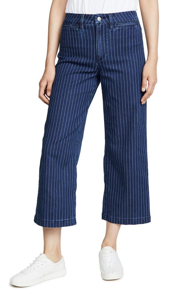 Joe's Jeans The HR Trouser Crop Jeans in indigo