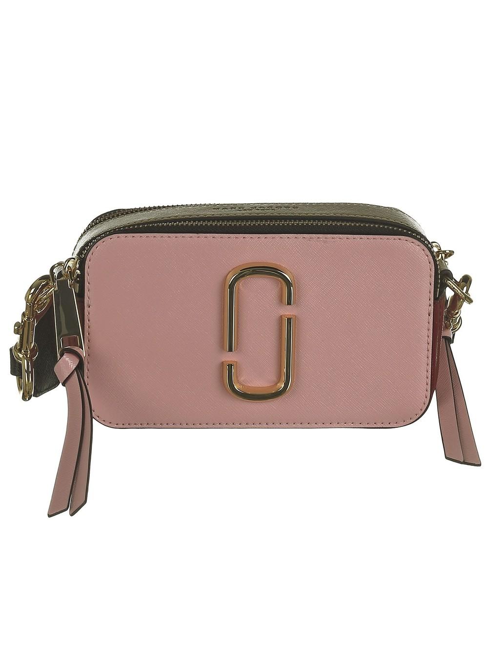 Marc Jacobs Snapshot Camera Shoulder Bag in pink