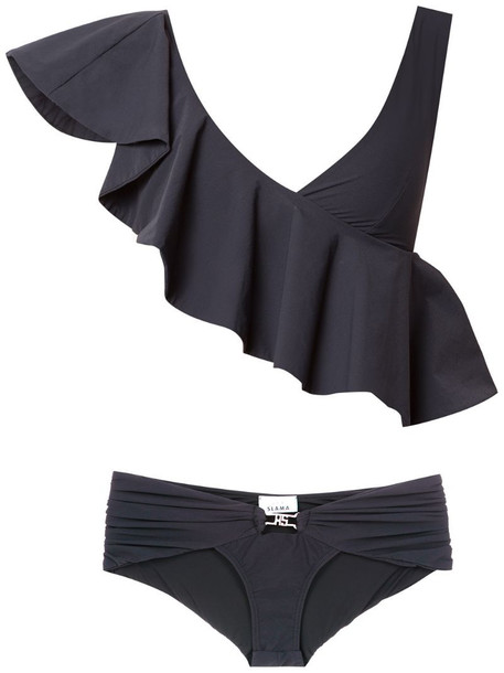 Amir Slama bikini bottoms in black
