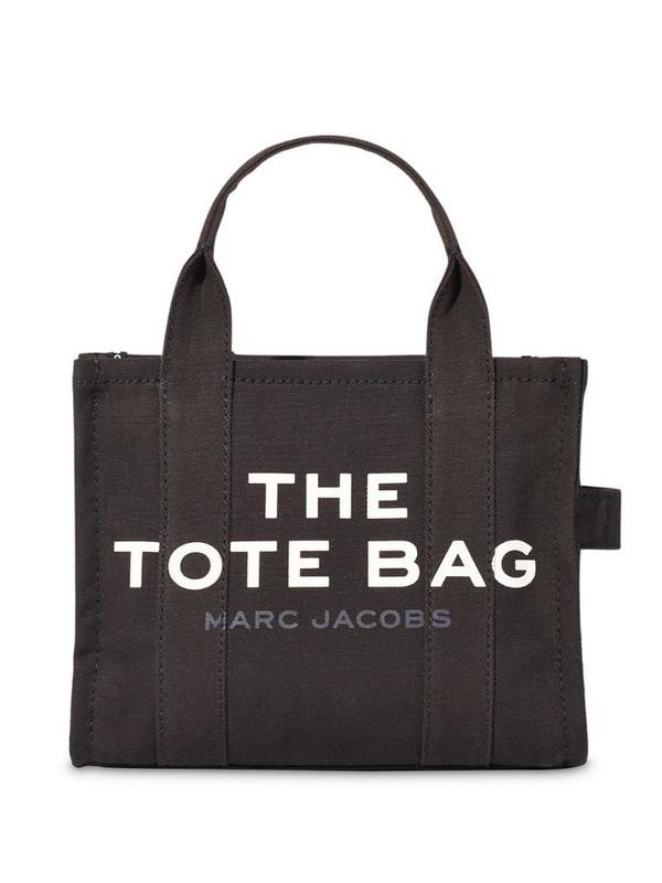 Marc Jacobs The Mini Traveler tote in black