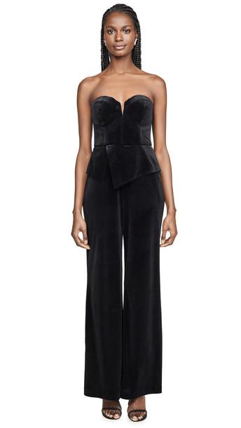 Yumi Kim Boss Jumpsuit in black