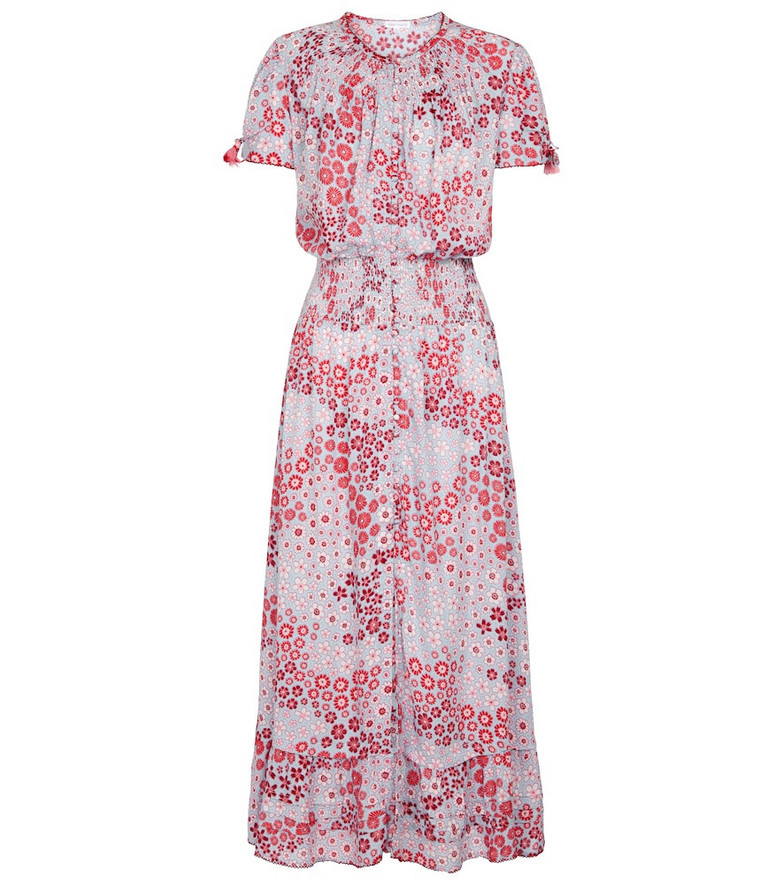 Poupette St Barth Exclusive to Mytheresa – Bonnie floral midi dress